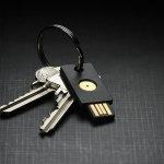 YubiKey Standard in Keychain